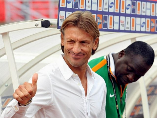 France's Bordeaux Contacts Herve Renard to Be Their Coach