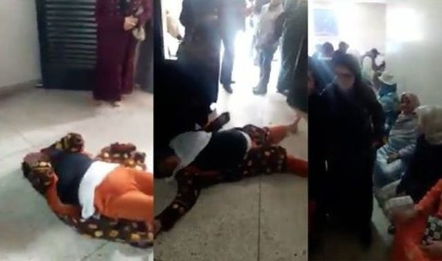 Video Captures Panic in Moroccan Psychiatric Hospital