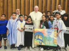 Vatican: Pope Francis Photo with Sahrawi Children Not Political Statement
