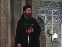 ISIS Leader Calls for 'Perseverance' and 'Jihad against Infidels'