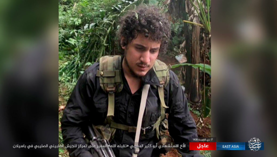 Moroccan Jihadist Believed to be Responsible for Philippines Bombing