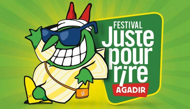 'Just For Laughs' Comedy Festival Returns to Agadir