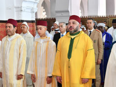 King Mohammed VI to Perform Eid al-Adha Prayers in Rabat