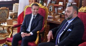 France's Emmanuel Macron to Visit Morocco in November