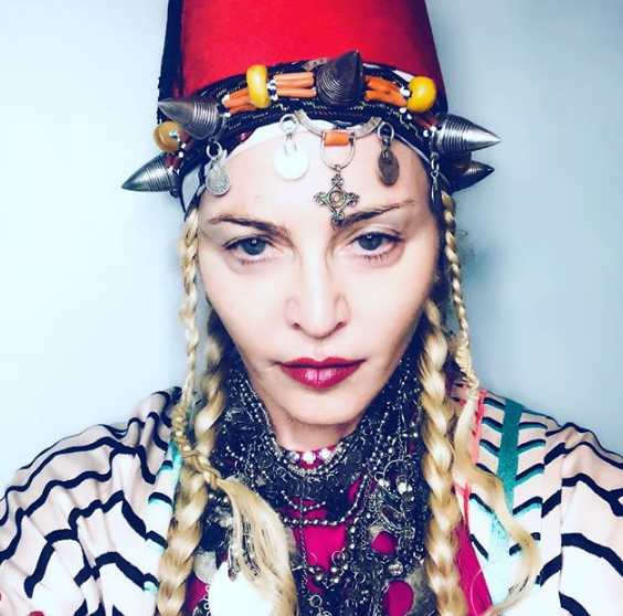 Here's the Unusual Gift Madonna Wants for Her 60th Birthday