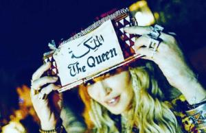 Madonna in Love with Marrakech, Calls Herself 'BerberQueen'