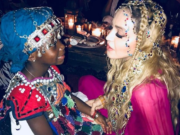 Madonna Thanks Morocco for 'Magical Birthday Week'