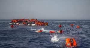 Spanish Coast Guard Rescues 397 Migrants