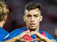 FC Barcelona Decides to Keep Moroccan Munir El Haddadi