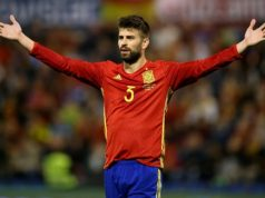 Spanish Football Player Gerard Pique Announces International Retirement