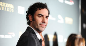 British Sacha Baron Cohen Films in Morocco for Netflix Series 'The Spy'