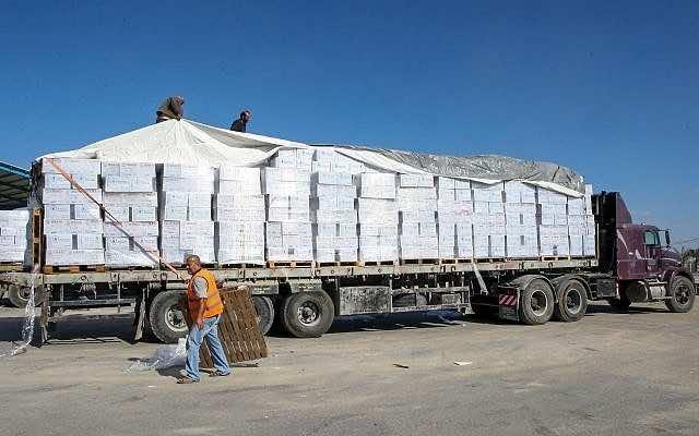 Israel Blocks Fuel Shipments to Gaza Strip