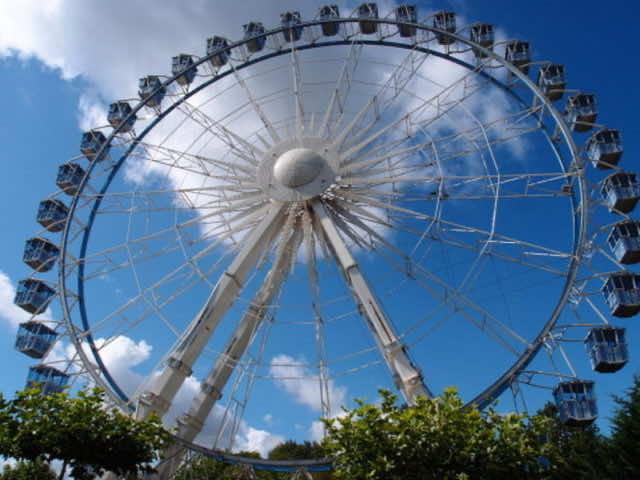 Tangier to Build 'Grande Roue de Tanger' Giant Ferris Wheel