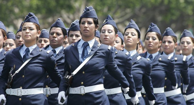 Spanish Media Spread Virginity Test Rumor about Morocco Military