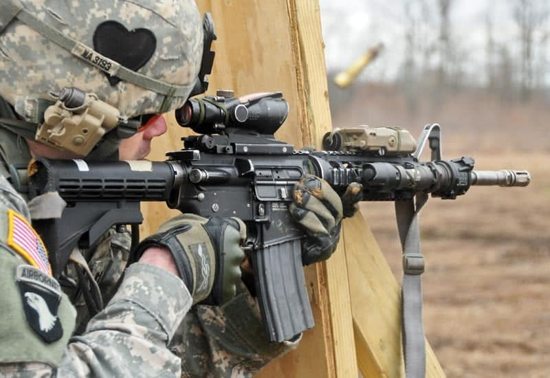 morocco s military buys us m4 carbine rifles and navy systems