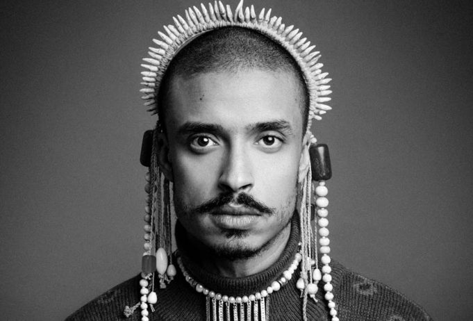 Morocco's Amine Bendriouich in Vogue's 100 Most Revolutionary Creatives