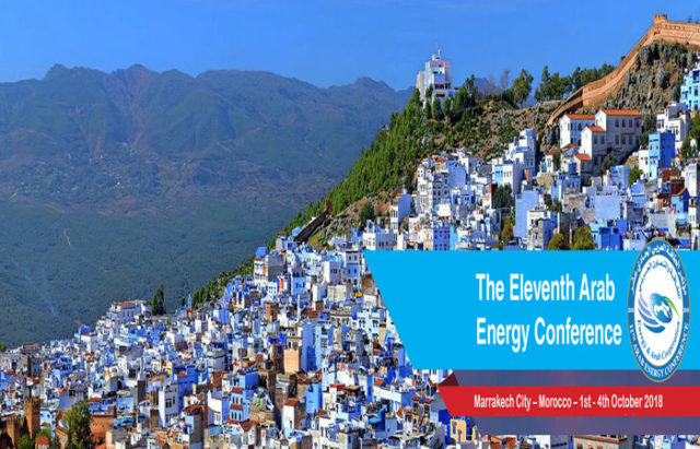 Morocco to Host 11th Arab Energy Conference for First Time