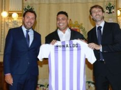 Brazil's Ronaldo Buys 51% of Real Valladolid for €30 Million