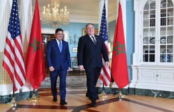 US and Morocco to Hold 2019 Strategic Dialogue in Washington