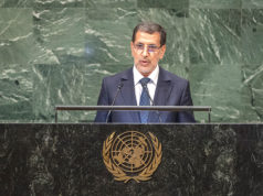 UN: El Othmani Addresses Algeria, 'Tragic' Sahrawi Situation in Tindouf