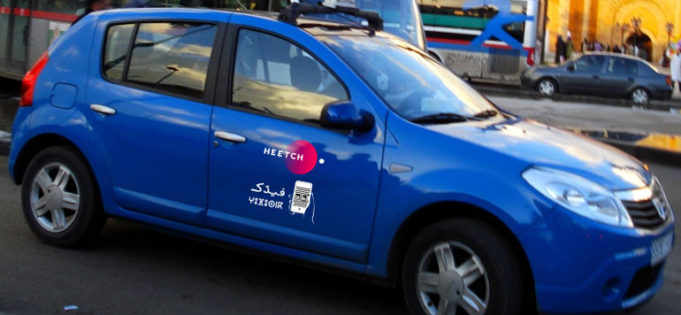 Heetch App Begins Driving Customers in Rabat