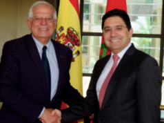 Spain: Moroccan-Spain's Cooperation Against Terrorism, Example to Follow
