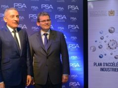 PSA Plant in Morocco's Kenitra to Produce 200,000 Cars in 2020