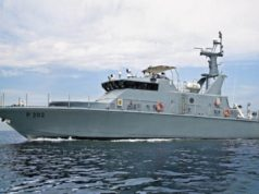 Royal Navy Stops 32 Irregular Moroccan Migrants off Al Hoceima