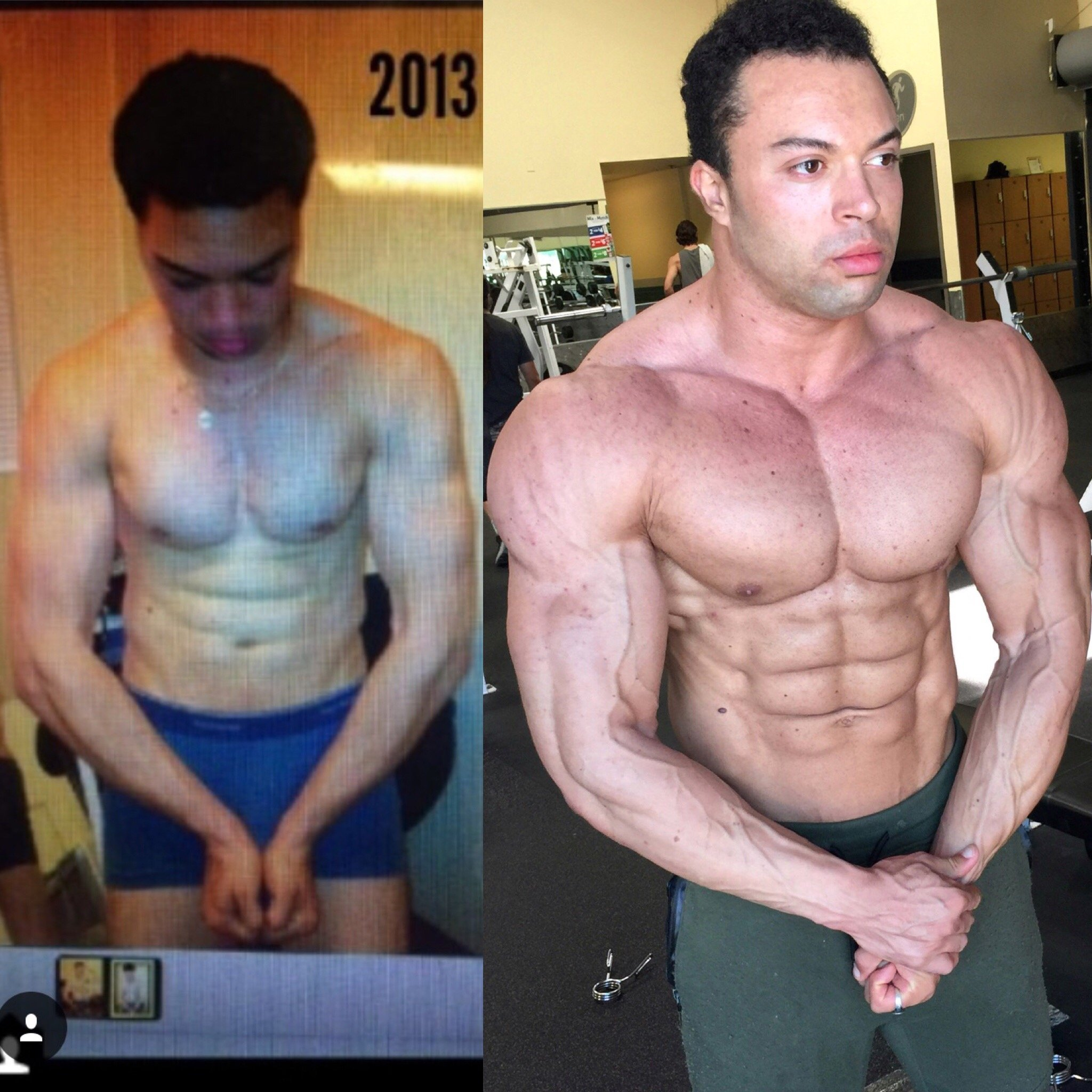 Mehdi Kababdj's Transformation