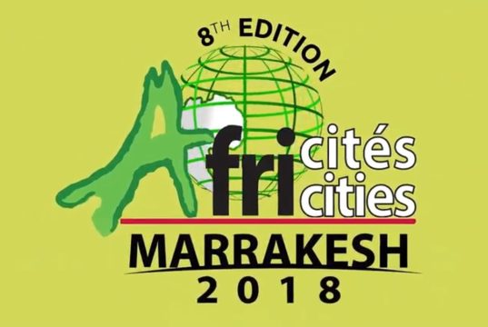 Morocco to Host 2018 Africities Summit Youth Forum on Sustainable Cities
