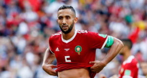 French Media: Mehdi Benatia Thinking of Quitting Moroccan Team