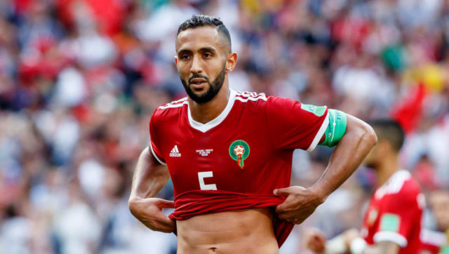 French Media: Mehdi Benatia Thinking of Quitting Moroccan Team