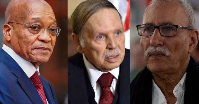 El Tiempo: Algeria, Polisario Fear Declining Health of Bouteflika and Ghali