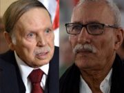 El Tiempo: Algeria, Polisario Fear Declining Health of Bouteflika and Ghali