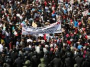 Morocco's Sale Protests Criminality After Man Is Brazenly Murdered