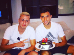 Morocco's Munir El Haddadi Argues over €16,000 Bill at Nightclub