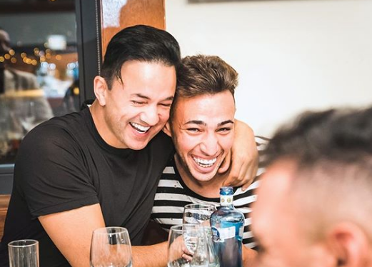 Munir El Haddadi Plays Darbuka in Madrid, Hangs out with RedOne