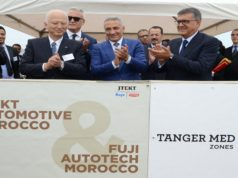 Japan's JTEKT Launches First Power Steering Plant in Morocco