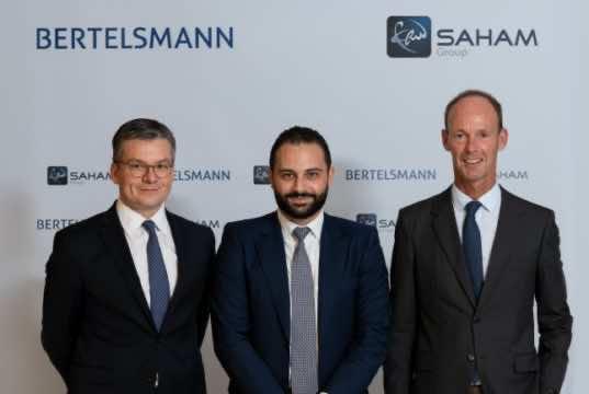 Morocco's Saham and German Bertelsmann to Create Arvato CRM Company