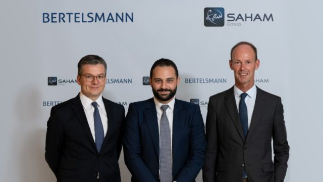 Morocco's Saham and German Bertelsmann to Create Arvato CRM Company