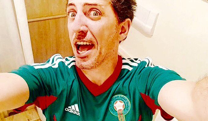 Gad Elmaleh Has a Special Message for Kids in Morocco