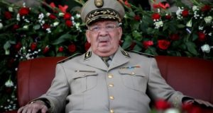 Algeria Sacks Another Top Air Force General