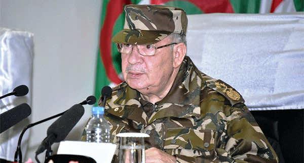 General Gaid Salah's Silent Coup D'état in Algeria