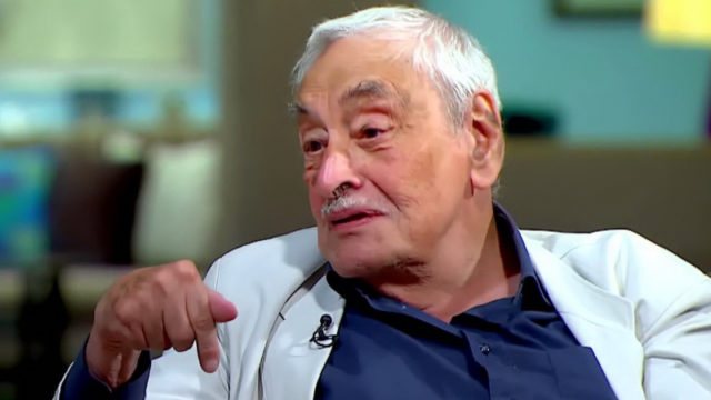 Renowned Egyptian Actor Gamil Ratib Dies at 91