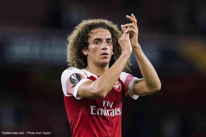 timeless design e3baa af966 Matteo Guendouzi Rejects the Moroccan Team Once and for All