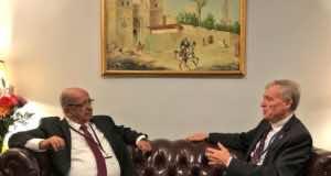 Western Sahara: Kohler Meets Algeria, Mauritania FMs at UN