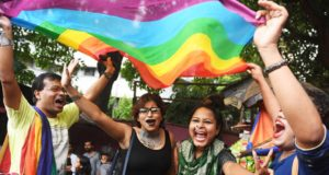 Supreme Court of India Decriminalizes Homosexuality