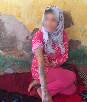 Rape Victim Khadija Encourages Girls to Speak Out