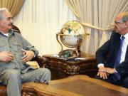 Algeria Remains Silent about Haftar's War Threats from Libya