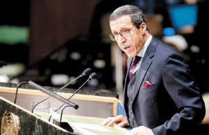 UN Elects Omar Hilale Vice President of ECOSOC Humanitarian Affairs
